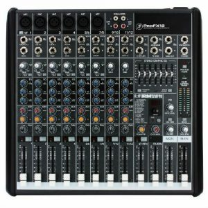 Audio Mixers Rental