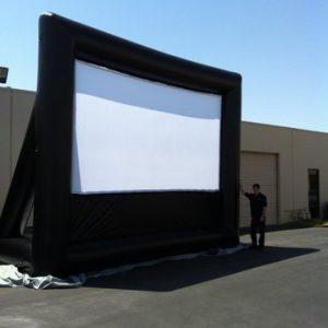 Big Inflatable Screen Rental