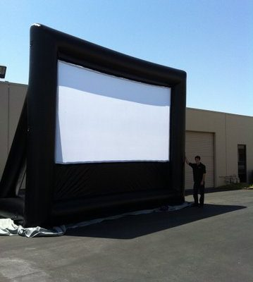 Big Inflatable Screens