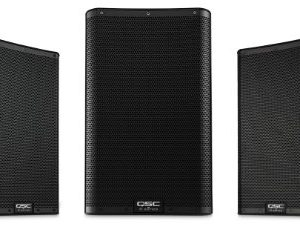 Rent QSC 10.2 and 12.2 speakers