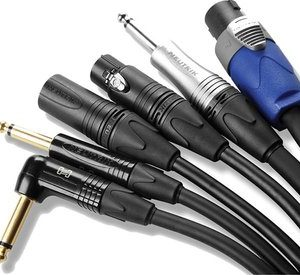 Audio Cables and Accessories