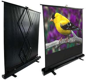 Professional Projector Screen Rental