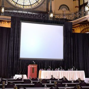 Conference Projector and Screen Rental