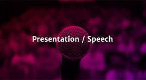 Microphone Rental for Presentation/Speech