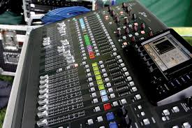 Professional Audio Mixer Rental