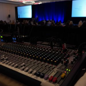 Conference Audio Gear Rental and Solutions